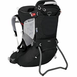 Osprey POCO černá NS - Dětské nosítko