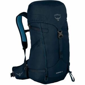 Osprey SKARAB 34 modrá NS - Outdoorový batoh