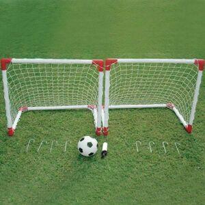 Outdoor Play JC-219A   - Skládací fotbalové branky set