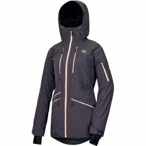 Picture HAAKON černá S - Dámská zimní bunda