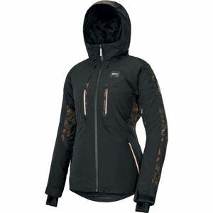 Picture LUNA černá XL - Dámská zimní bunda