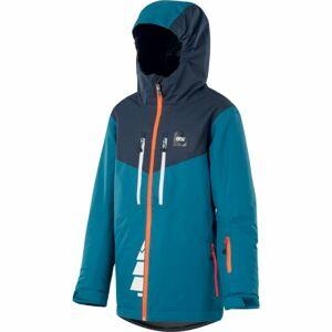 Picture MOVIE modrá 12 - Dětská zimní bunda