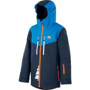 Picture MOVIE tmavě modrá 10 - Dětská zimní bunda