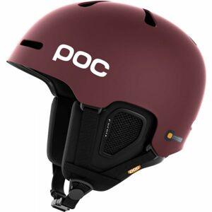 POC FORNIX červená (59 - 62) - Dětská lyžařská helma