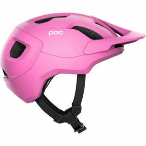 POC AXION SPIN růžová (55 - 56) - Cyklistická helma