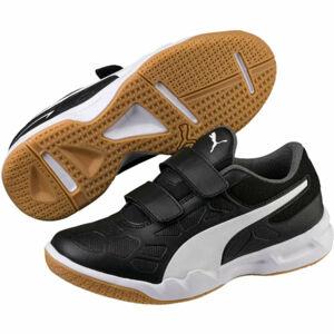 Puma TENAZ V JR  2.5 - Juniorská sálová obuv
