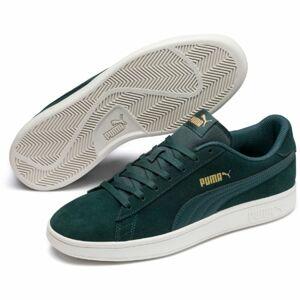 Puma SMASH V2 zelená 8 - Pánské vycházkové boty