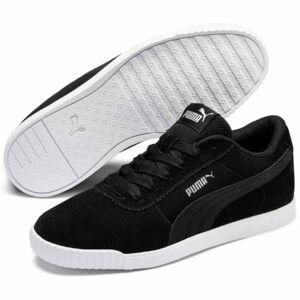 Puma CARINA SLIM SD černá 5.5 - Dámská volnočasová obuv
