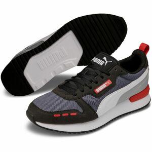 Puma R78 černá 9 - Pánské volnočasové boty