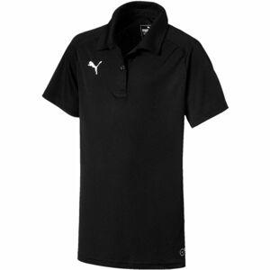 Puma LIGA SIDELINE POLO W růžová XS - Dámské polo triko