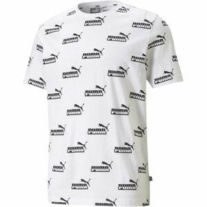 Puma AMPLIFIED AOP TEE  XL - Pánské triko
