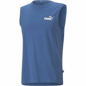 Puma BIG LOGO SLEEVELESS TEE  XL - Pánské sportovní triko