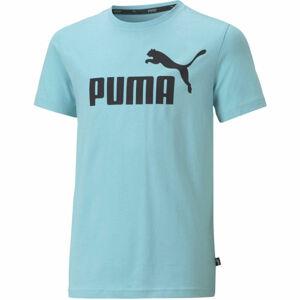 Puma ESS LOGO TEE B  164 - Chlapecké triko