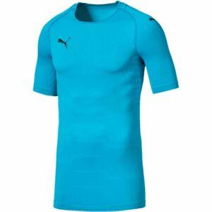 Puma FINAL EVOKNIT GK JERSEY modrá L - Pánské brankářské triko