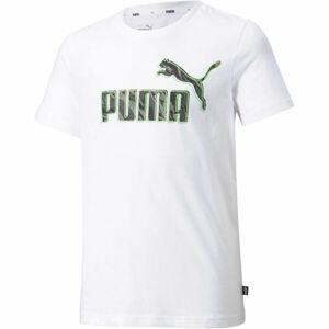 Puma GRAPHIC TEE B  128 - Chlapecké triko