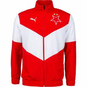 Puma SKS PREMATCH JACKET  2XL - Pánská fotbalová bunda