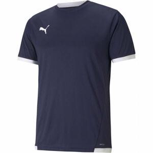 Puma TEAM LIGA JERSEY  2XL - Pánské fotbalové triko