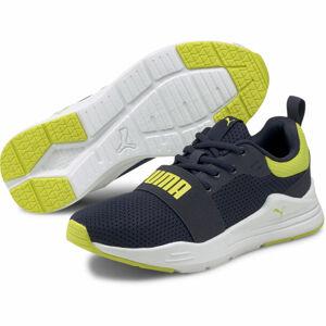 Puma WIRED JR  6 - Chlapecké volnočasové boty