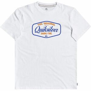 Quiksilver CUT TO NOW SS  S - Pánské triko