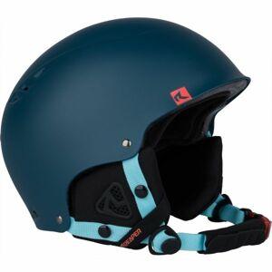 Reaper FREY tmavě modrá (48 - 54) - Lyžařská helma