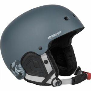 Reaper SURGE šedá (54 - 56) - Pánská snowboardová přilba