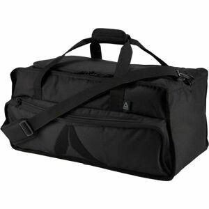Reebok ACTIVE ENHANCED GRIP BAG LARGE černá NS - Sportovní taška