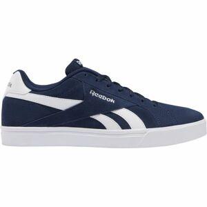 Reebok ROYAL COMPLETE modrá 11 - Pánská volnočasová obuv