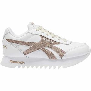 Reebok ROYAL CLJOG 2 PLATFORM  32 - Dětská volnočasová obuv