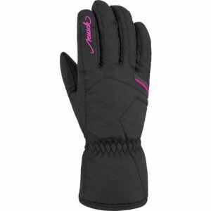 Reusch MARISA růžová 6 - Dámská lyžařská rukavice