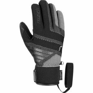 Reusch RE KNIT LAURIN R TEX® XT  9.5 - Pánské lyžařské rukavice