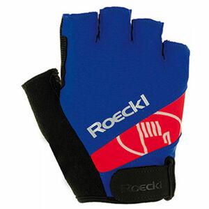 Roeckl NIZZA JR modrá 5 - Dětské rukavice na kolo