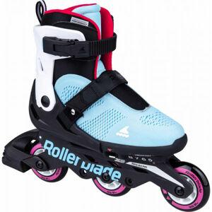 Rollerblade MICROBLADE FREE G  17,5 - 20,5 - Dětské inline brusle