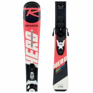 Rossignol HERO JR + KID-X 4 B76  130 - Juniorské sjezdové lyže
