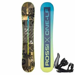 Rossignol ONE LF + CUDA M/L  156 - Pánský snowboard set