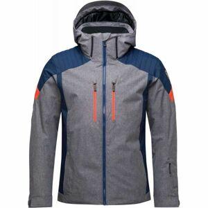 Rossignol HEATHER šedá 2XL - Pánská lyžařská bunda