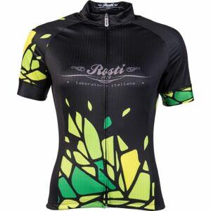 Rosti EXPLORER W černá XL - Dámský cyklistický dres