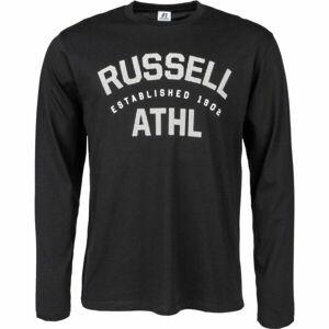 Russell Athletic L/S CREWNECK TEE SHIRT  XL - Pánské tričko