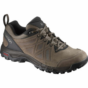 Salomon EVASION 2 LTR hnědá 11 - Pánská trailová obuv