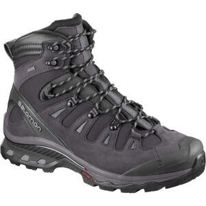 Salomon QUEST 4D 3 GTX černá 8.5 - Pánská treková obuv