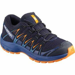 Salomon XA PRO 3D J tmavě modrá 31 - Dětská běžecká obuv