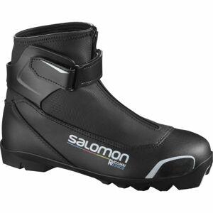 Salomon R/COMBI PLK JR  7.5 - Juniorská kombi obuv