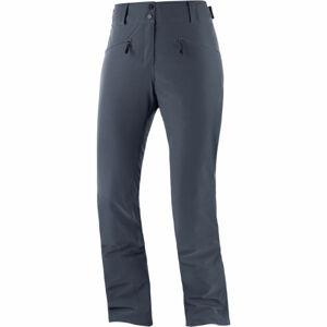 Salomon EDGE PANT W  XS - Dámské lyžařské kalhoty