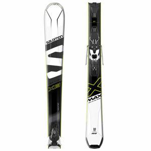Salomon X-MAX X8 + MERCURY 11  169 - Unisex sjezdové lyže