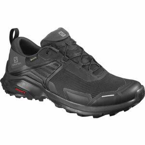 Salomon X RAISE GTX černá 8 - Pánská funkční obuv