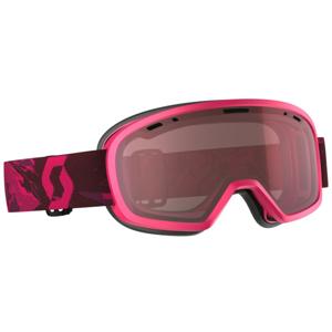 Scott BUZZ AMPIFIER růžová NS - Lyžařské brýle