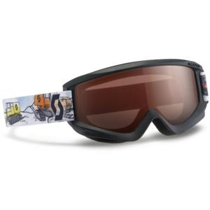 Scott JR AGENT AMPLIFIER černá NS - Dětské lyžařské brýle