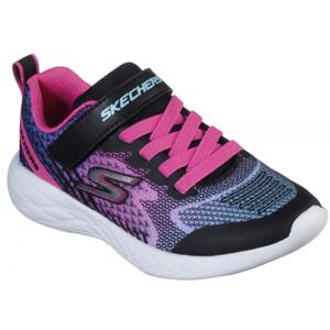 Skechers GO RUN 600 černá 32 - Holčičí tenisky