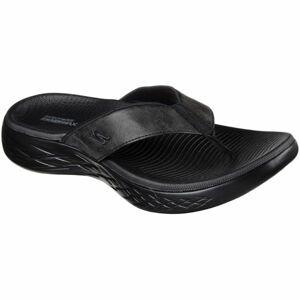 Skechers ON THE GO 600 SEAPORT černá 42 - Pánské žabky