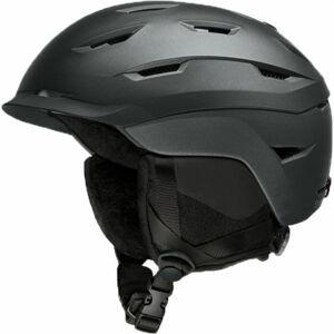 Smith LIBERTY černá (55 - 59) - Dámská lyžařská helma