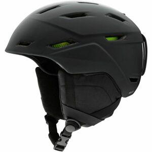 Smith MISSION černá (59 - 63) - Pánská lyžařská helma
